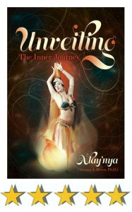 Unveiling, by Alay'nya, currently has an overall five-star Amazon rating.