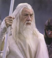 Gandalf the White.